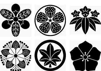 ecussons armoiries japonaise sophie no sekai le monde. Black Bedroom Furniture Sets. Home Design Ideas