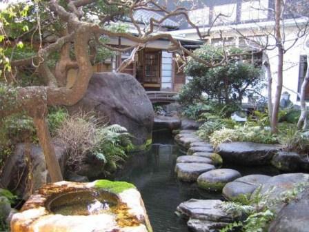 Mus e ch so sophie no sekai le monde de sophie - Deco jardin zen interieur ...